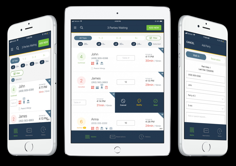 Nextme Waitlist And Queue Management App