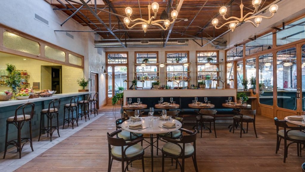 Top 10 Brunch Spots in LA - NextME Waitlist App Guide