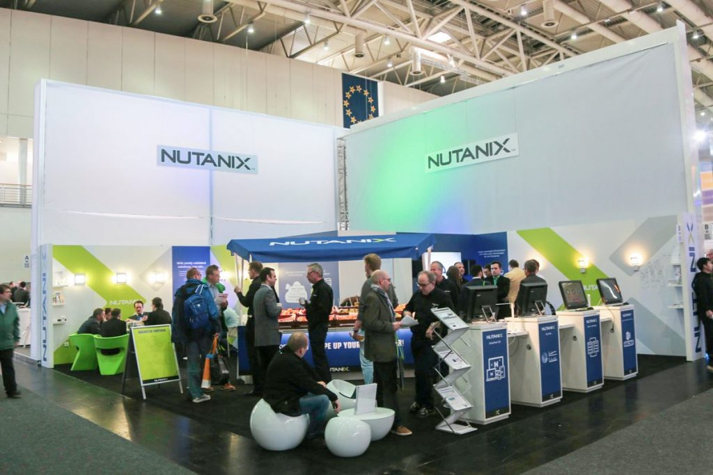 Nutanix Next Conference - 8 Great Examples Experiential Marketing NextME Waitlist App
