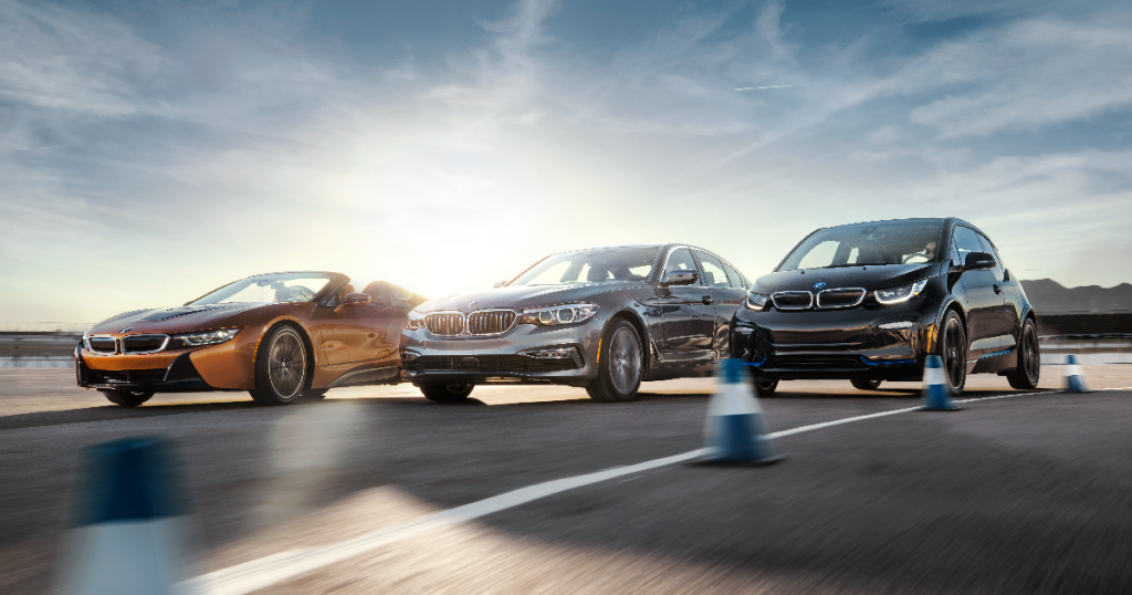 BMWs Ultimate Driving Experience - 8 Great Examples Experiential Marketing NextME Waitlist App