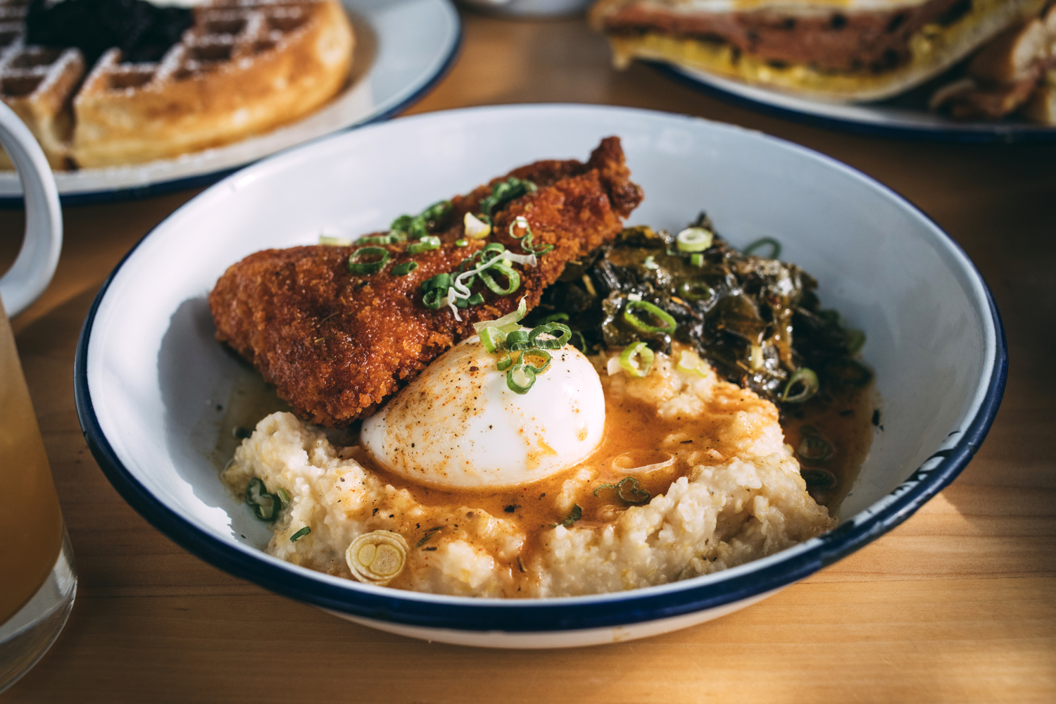 Parson's Chicken & Fish - Top Brunch Restaurants Chicago No-Reservation NextME Waitlist App