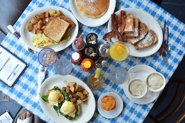 Wishbone - Top Brunch Restaurants Chicago No-Reservation NextME Waitlist App